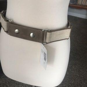 NWT Chico's Tan Belt